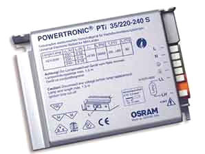 ЭПРА Powertronic Intelligent PTi 35/220-240 S Osram
