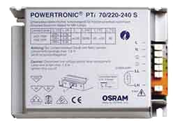 ЭПРА Powertronic Intelligent PTi 70/220-240 S Osram